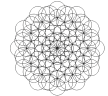 Flower Of life Twelvefold Geometry
