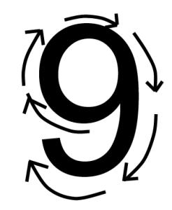 Nine Expanding